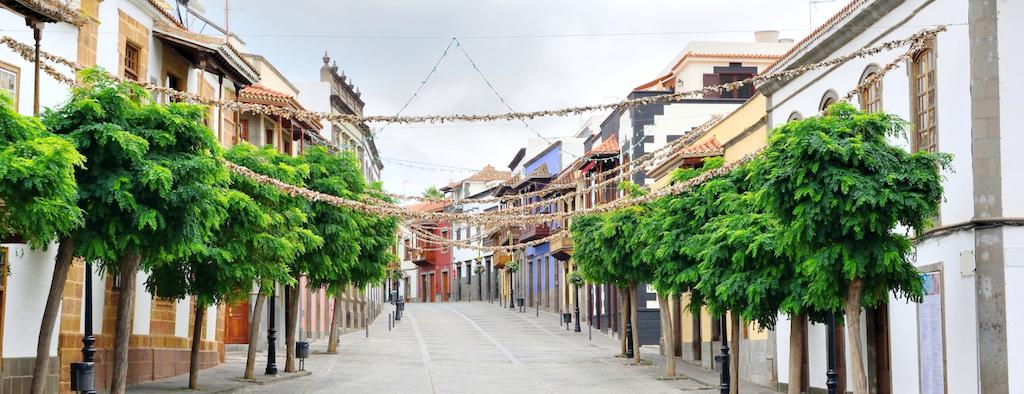 Pueblo histórico, Gran Canaria
