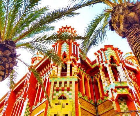 Casa Vicens - Secret Barcelona