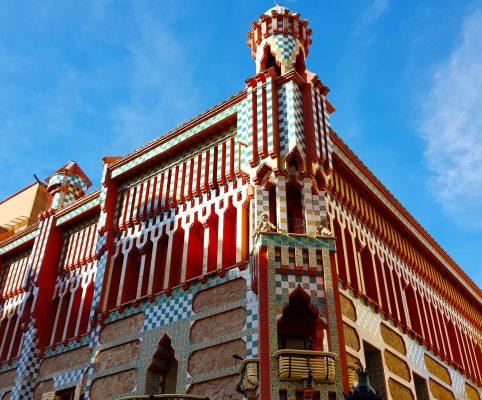 Casa Vincens Gaudi - Secret Barcelona - Gaudi House