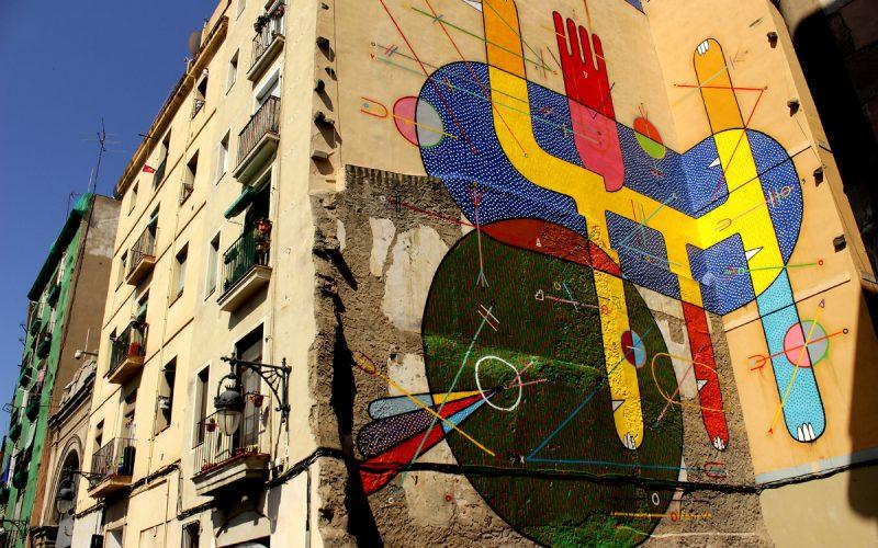 Secret Barcelona, Ciutat Bella - Tribut a Joan Miró