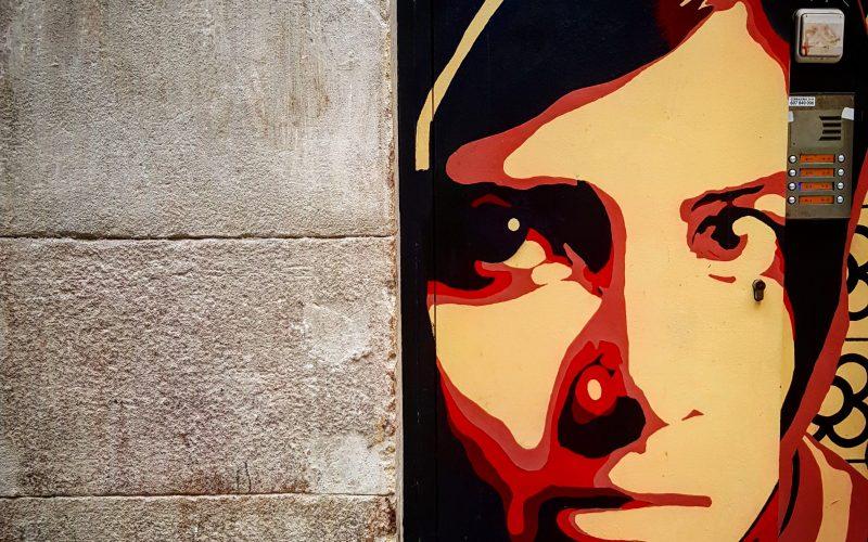 Secret Barcelona - EL born street art tour