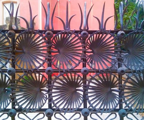 Secret Barcelona - Gate pakr guell