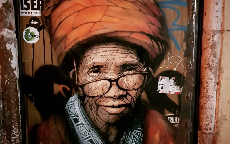 Secret Barcelona - Guatu00e9 mao street art tour