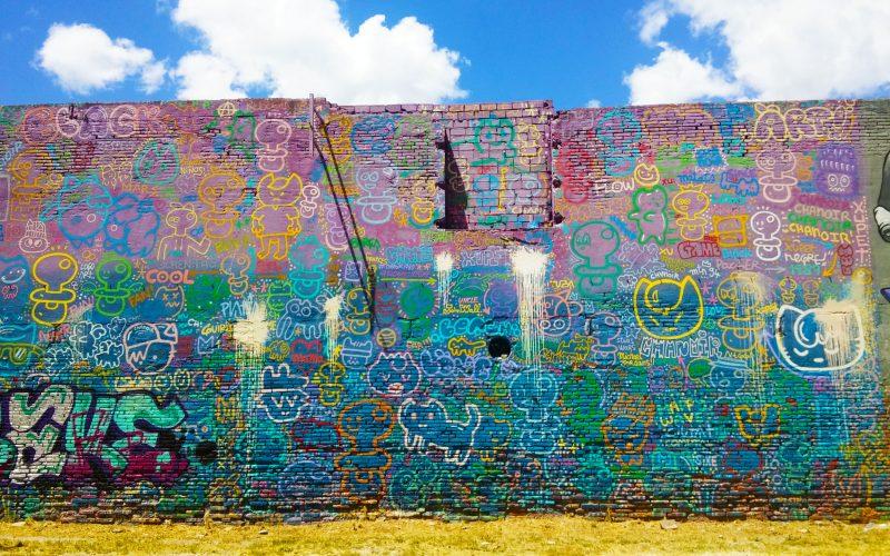 Secret Barcelona - street art Poblenou